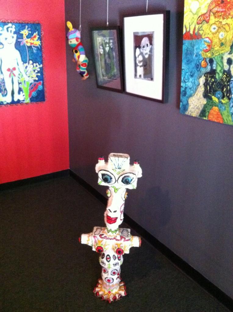 La Galerie des Nanas chez ArtFocus